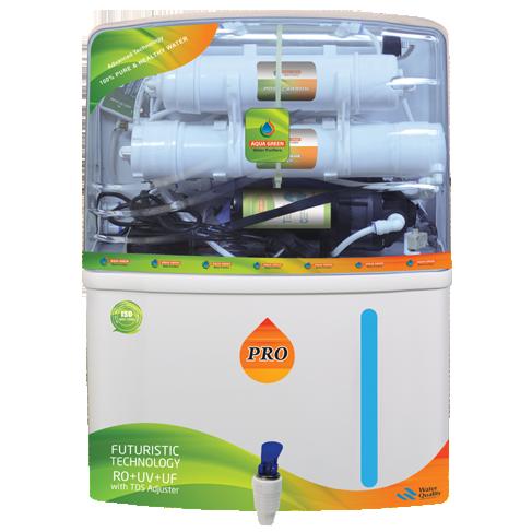 Aqua Green Pro