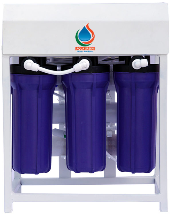 200 LPH UV Water Purifier