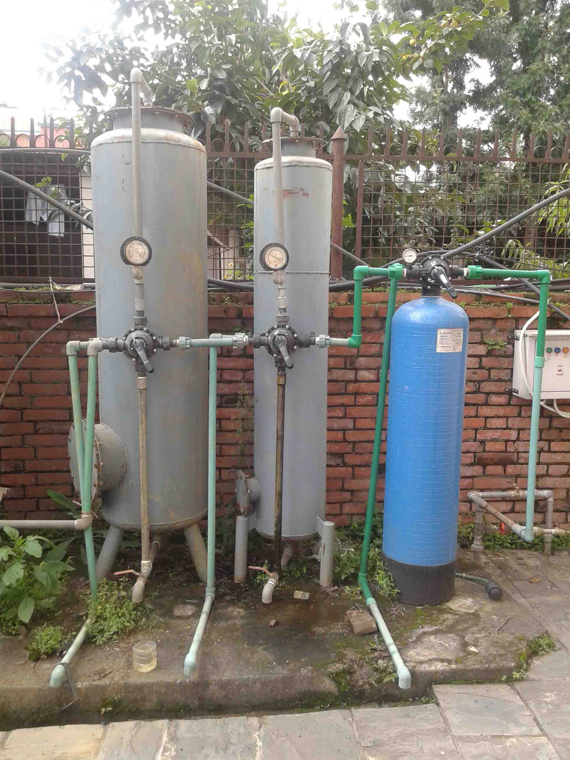 Water Treatment Plant Domestic Green Suppliers