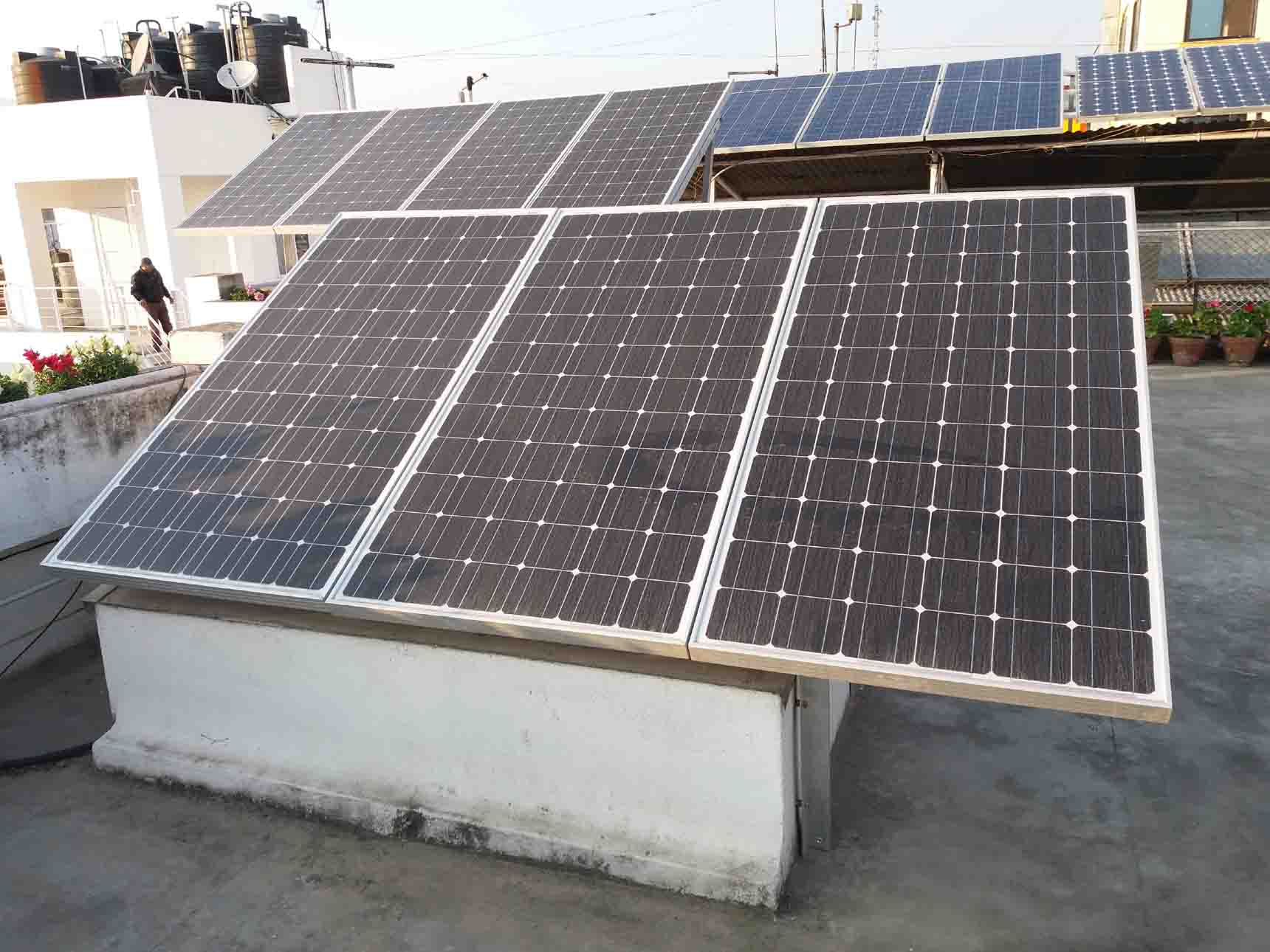Solar Electric Panel Green Suppliers