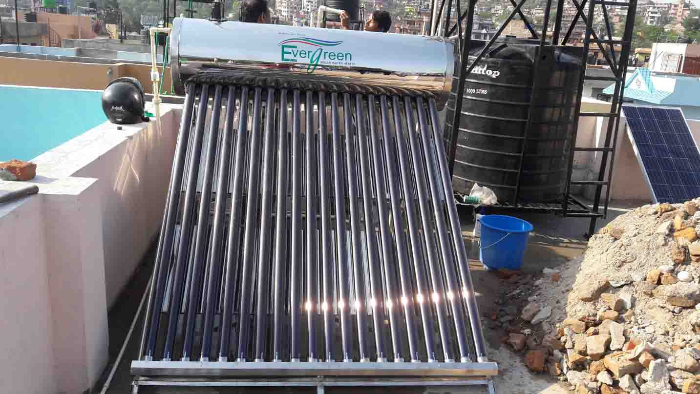 Solar Water Heater Green Suppliers