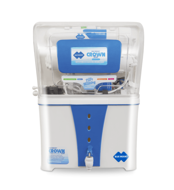 Blue Mount Crown Star Water Purifier