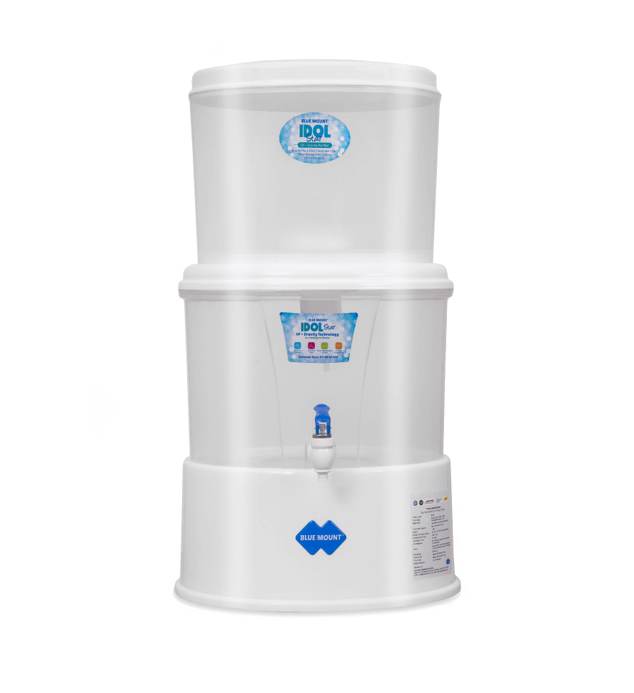 Blue Mount Idol Star Water Purifier