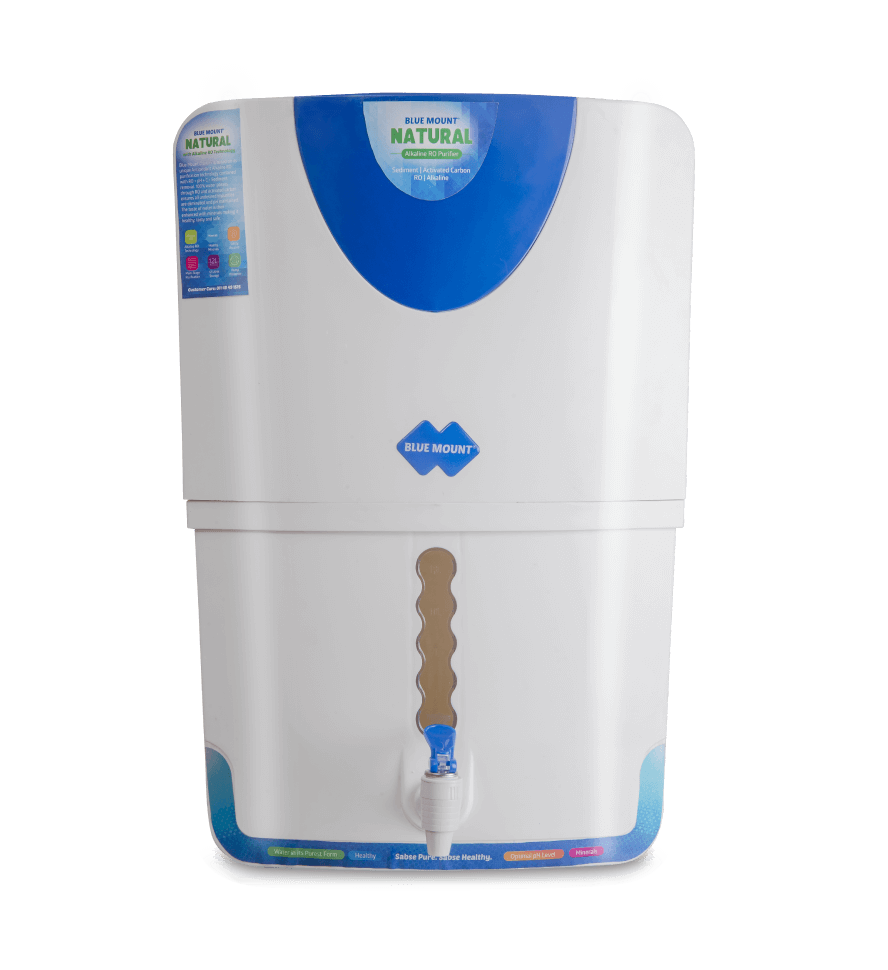 Blue Mount Natural Water Purifier
