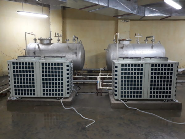 50KW Commercial Heat Pump (2)
