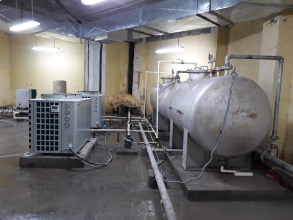 50KW Commercial Heat Pump (4)
