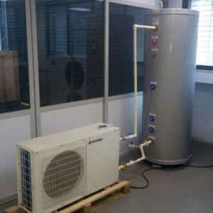 Suntec Heat Pump 6KW 500 Ltrs.