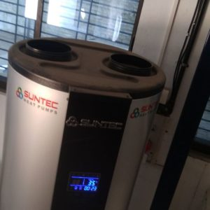 Suntec All in One Heat Pump 300 Ltrs.